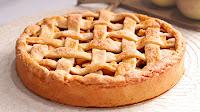 Historia de la tarta de manzana