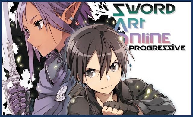 Manga Sword Art Online: Progressive tendrá una nueva serie