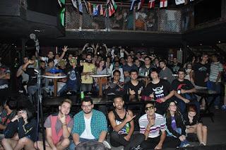 Pub of Legends invade bar boêmio da Lapa
