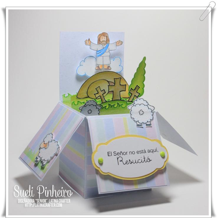 Tarjeta Box Pascua
