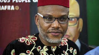 News: Biafra! Relative asks Court to arrest, repatriate Nnamdi Kanu from UK