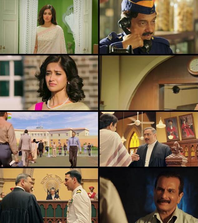 Rustom 2016 Hindi 480p BluRay