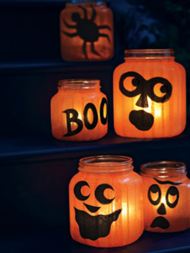 Join Me At A Goodwill Halloween Crafting Event This