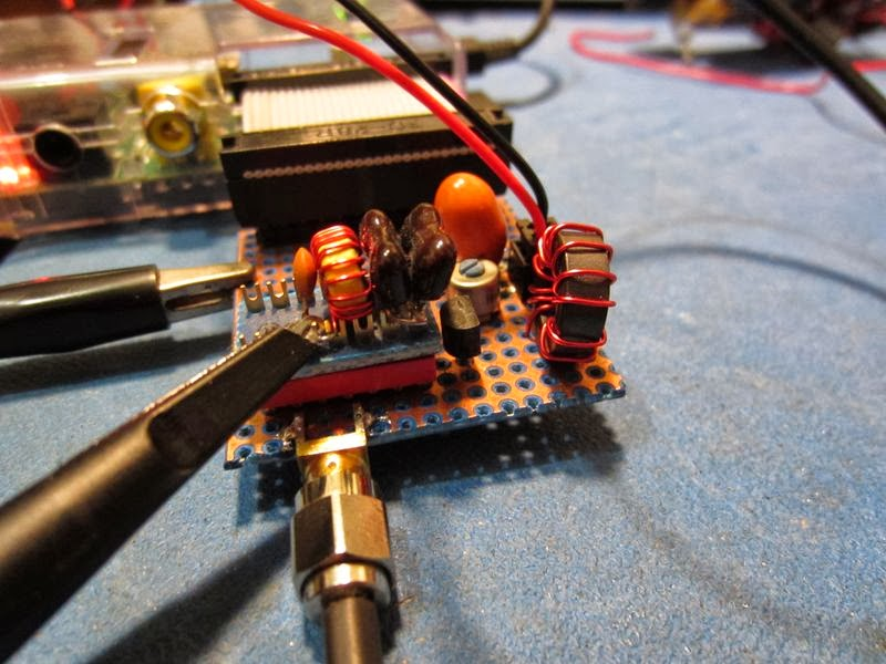 WSPR with the Raspberry PI | Open Emitter