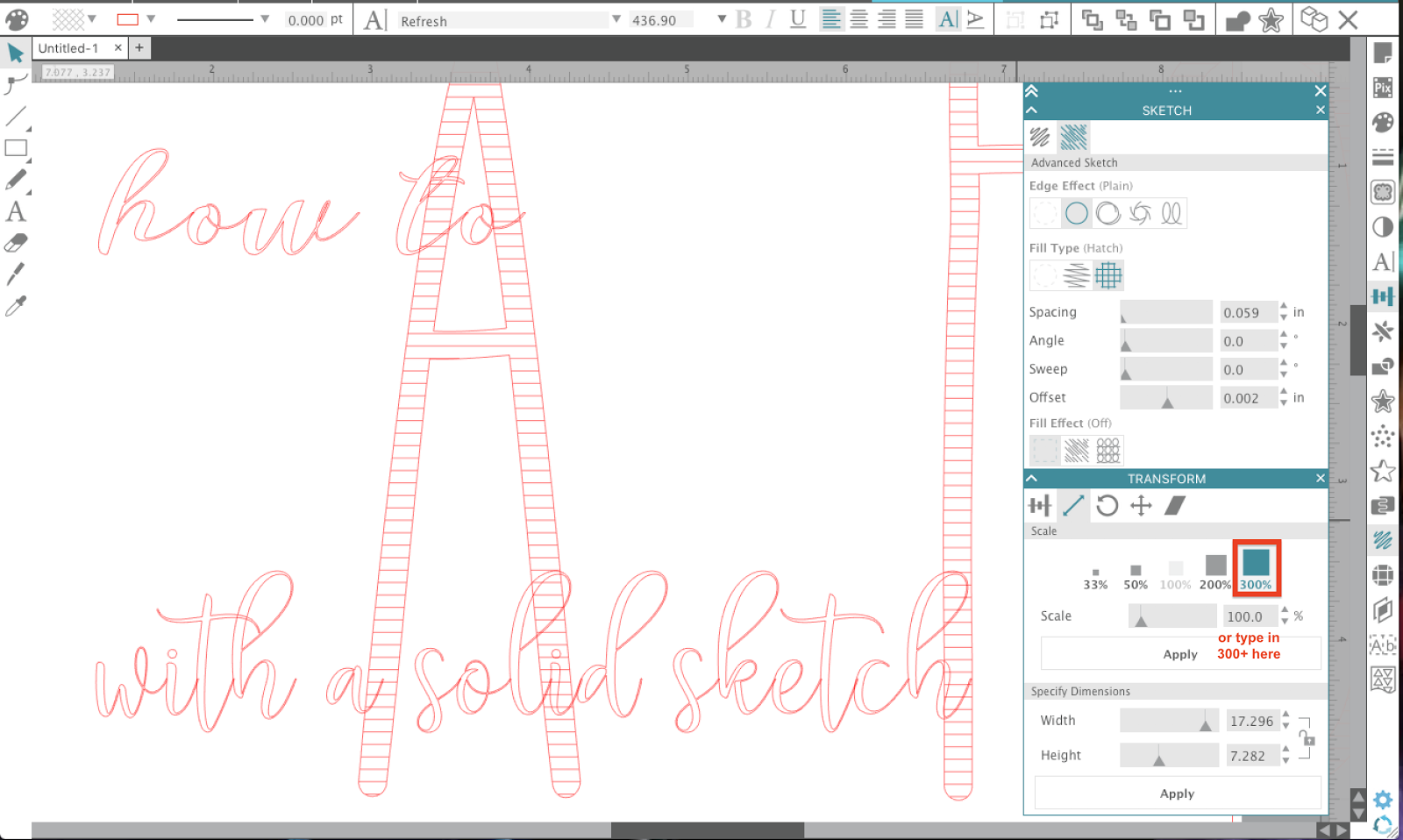 Silhouette sketch pen solid fill hack silhouette school in the sketch panel that you still have open go back to the basic sketch tool and click release sketch it wont look like anything happened fandeluxe Image collections