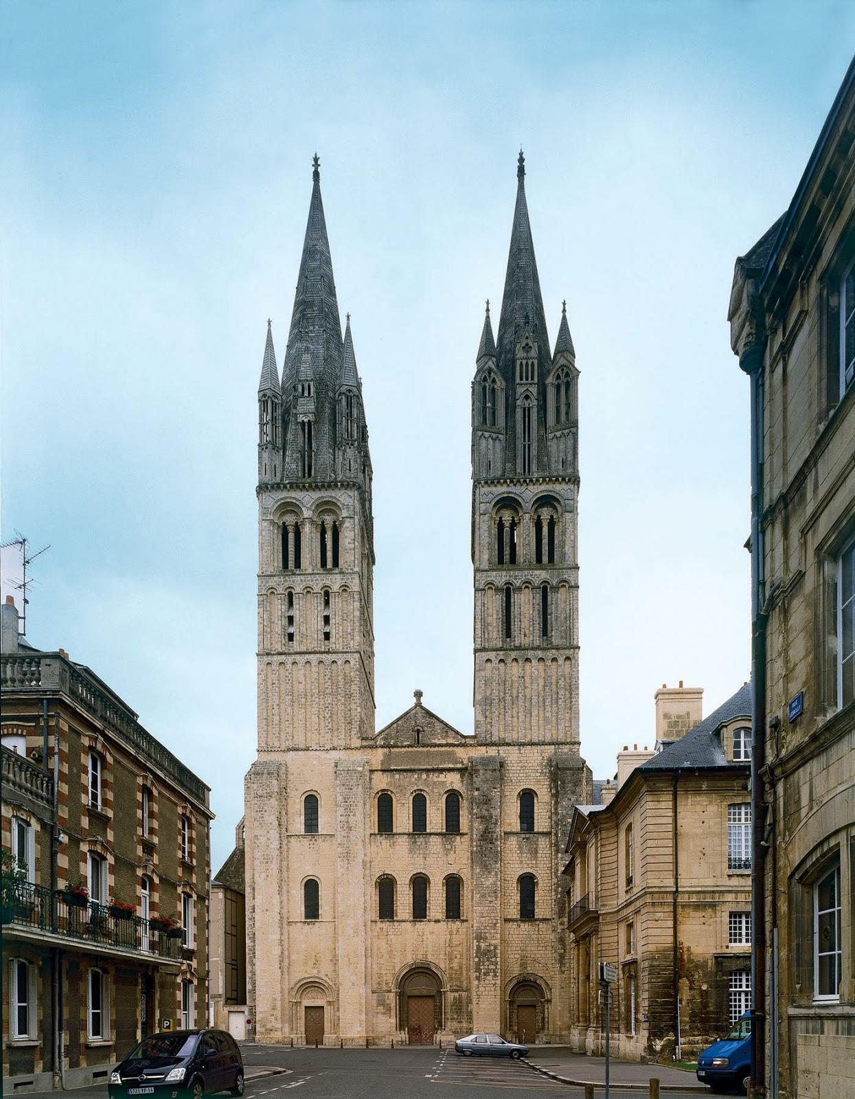 Caen St Etienne