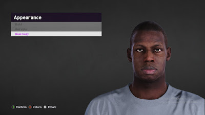 PES 2021 Faces Abdoulaye Doucoure by Epic Face