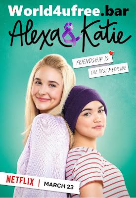 Alexa & Katie S04 Dual Audio Series 720p HDRip HEVC x265 [E08]