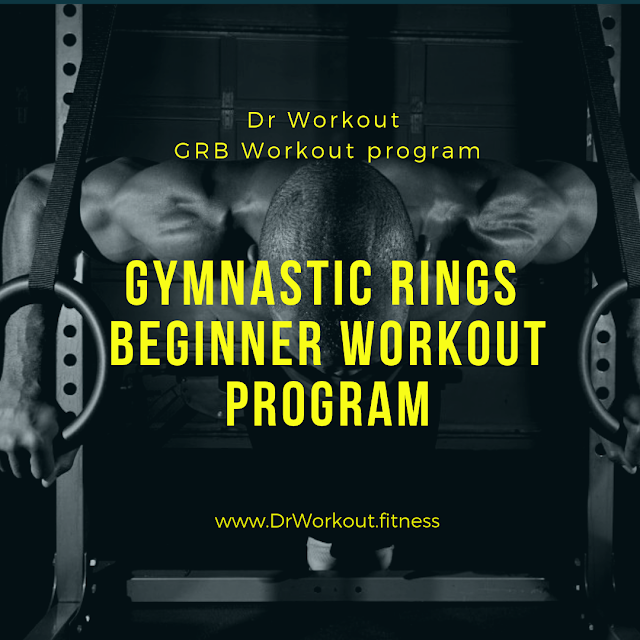 Gymnastic Rings Beginners (GRB) Workout Routine