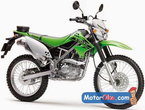 Harga Motor Kawasaki KLX