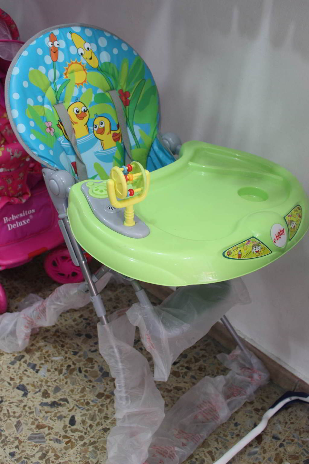 Silla comedor tienda todo para bebe for Sillas para comer ninos 3 anos