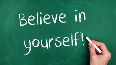 YOU: THE PRESCRIPTION GUIDE TO SELF-BELIEF