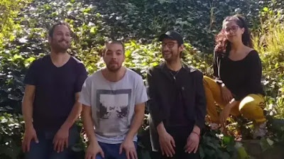 """""""Motel Suite"""" es la más reciente entrega del cuarteto Pardu musica chilena música chilena"""
