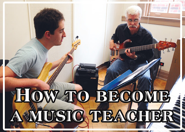 How to become a music teacher to start business earn money with low investment