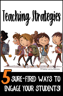 Teaching Strategies that work for all kids.