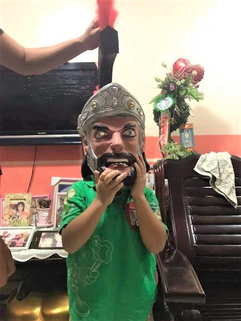 Centaurion kid