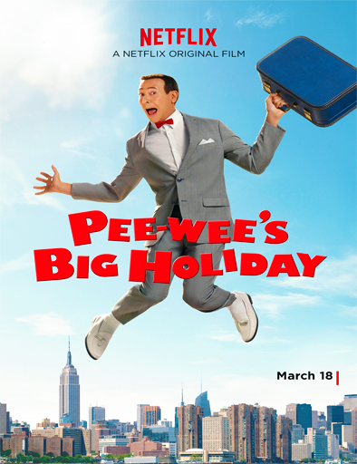 Ver Pee-wee's Big Holiday (2016) Online