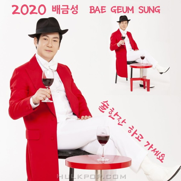 BAE GEUM SUNG – 2020 BAE GEUM SUNG 'Last cheers with you'
