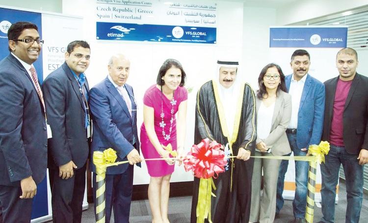 INTRAVELREPORT: VFS Global launches new visa application