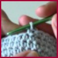Aumentos y disminuciones a crochet