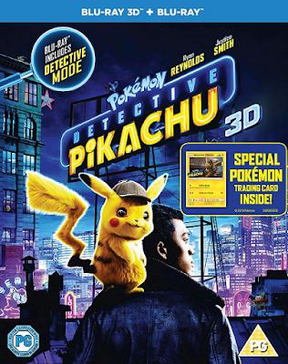 Pokemon Detective Pikachu  [2019] [BD25] [3D] [Latino]