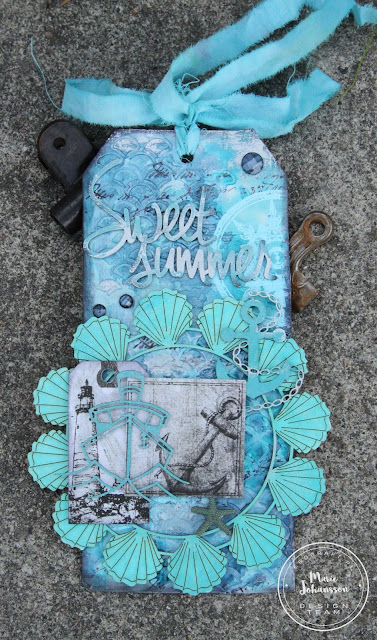 Sweet summer tag