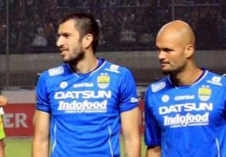 Bali United vs Persib Bandung: Vladimir dan Sergio Dipastikan Absen