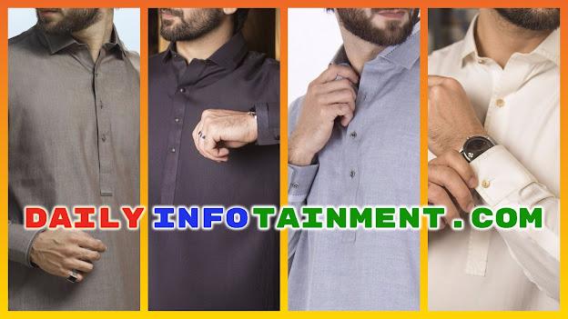Almirah Men's Wear Kameez Shalwar