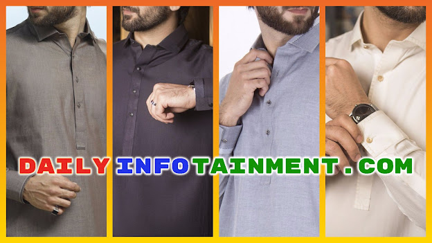 Almirah launched Men's Wear Kameez Shalwar By Wasim Akram 2020