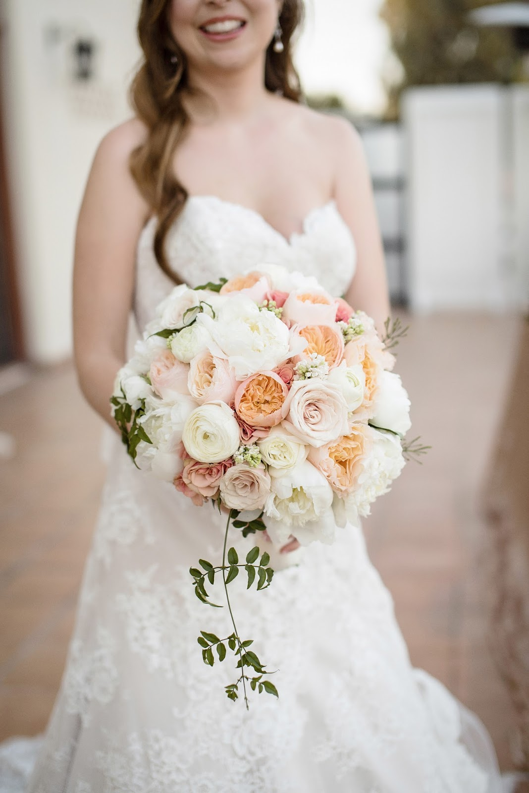 Enchanted Garden Riviera Country Club Wedding | Heavenly Blooms