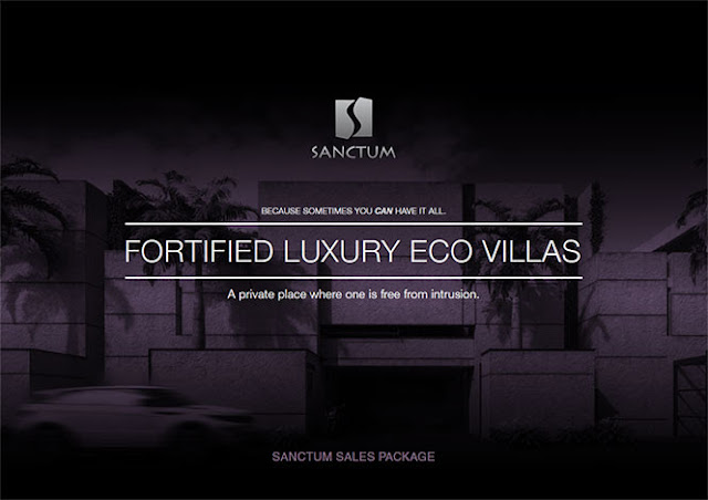 Image The Sanctum Fortified Luxury Eco Villias Chiang Mai Thailand Nuclear Fallout Shelters