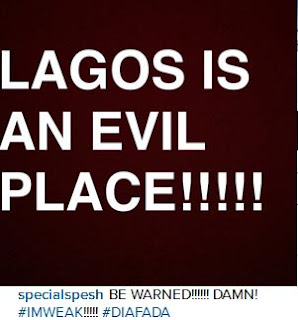 "Wonder Why Davido's Hype Man Special Spesh Is Saying ""Lagos Is An Evil Place""?"