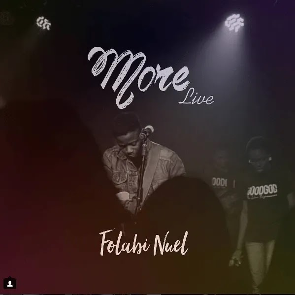More (Live) - Folabi Nuel