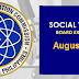 AUGUST 2021 SOCIAL WORKER BOARD EXAM RESULT