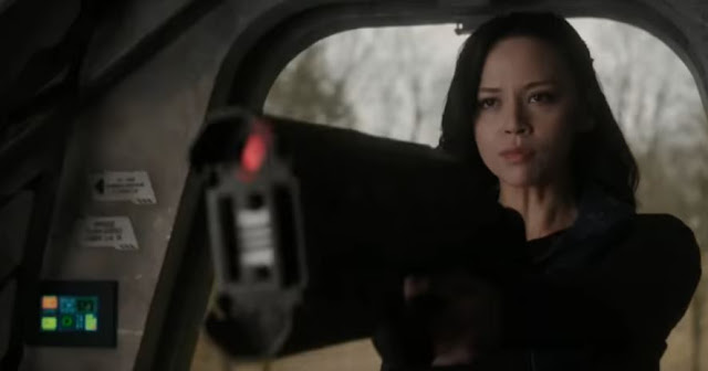 melisa oneil dark matter season 3