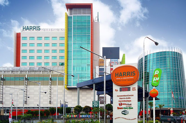 Review Harris Hotel & Conventions Festival Citylink Bandung‎