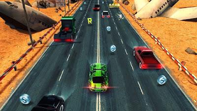 Road Racing Highway Car Chase Game Screenshot 2