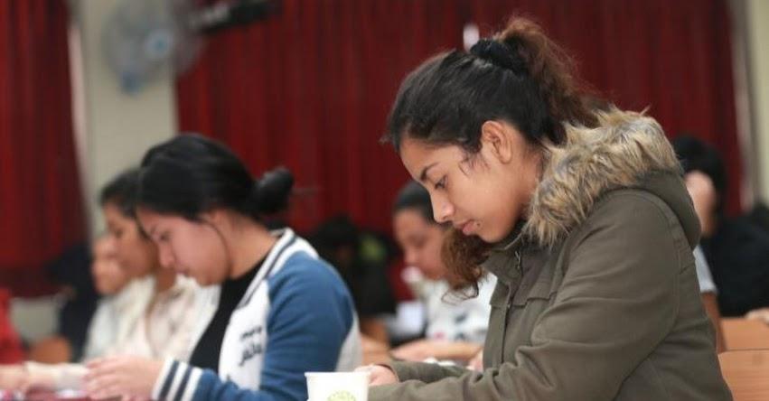 INGRESANTES UNMSM: Así fue la primera jornada del examen de admisión a la Universidad San Marcos 2109-I [FOTOS] Resultados - www.unmsm.edu.pe