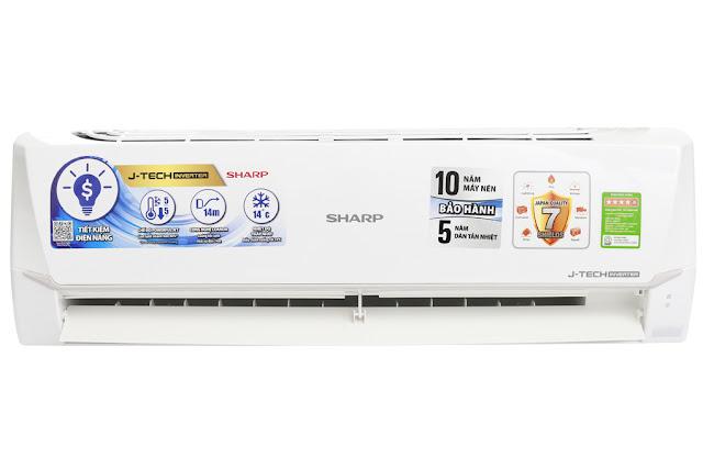 Ở đâu bán Điều hòa Sharp Inverter 1 HP AH-X9VEW giá tốt nhất?