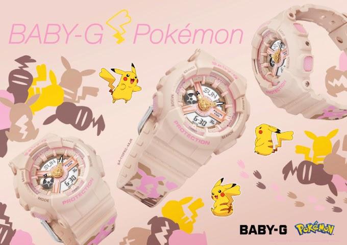 Baby-G Pokémon BA-110PKC