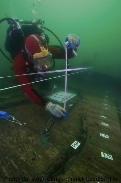 Sunken ancient Greek temple, shipwrecks, coins and jewellery found in Egypt's submerged city Heracleion