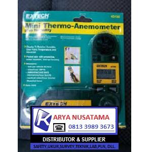 Jual Mini Thermometr Extech 45158 di Pasuruan