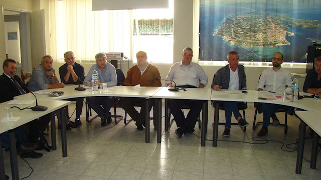 Πρέβεζα: Συντονισμένες ενέργειες για την κήρυξη της Κρυοπηγής σε κατάσταση έκτακτης ανάγκης αποφάσισαν κάτοικοι και φορείς στην σύσκεψη που πραγματοποιήθηκε σήμερα στην Π.Ε Πρέβεζας