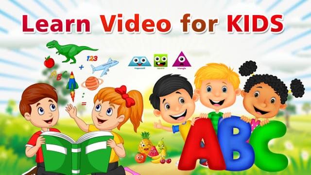 Pembelajaran Anak-anak Melalui Video!
