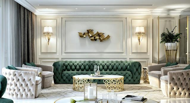 luxury minimalist interior design