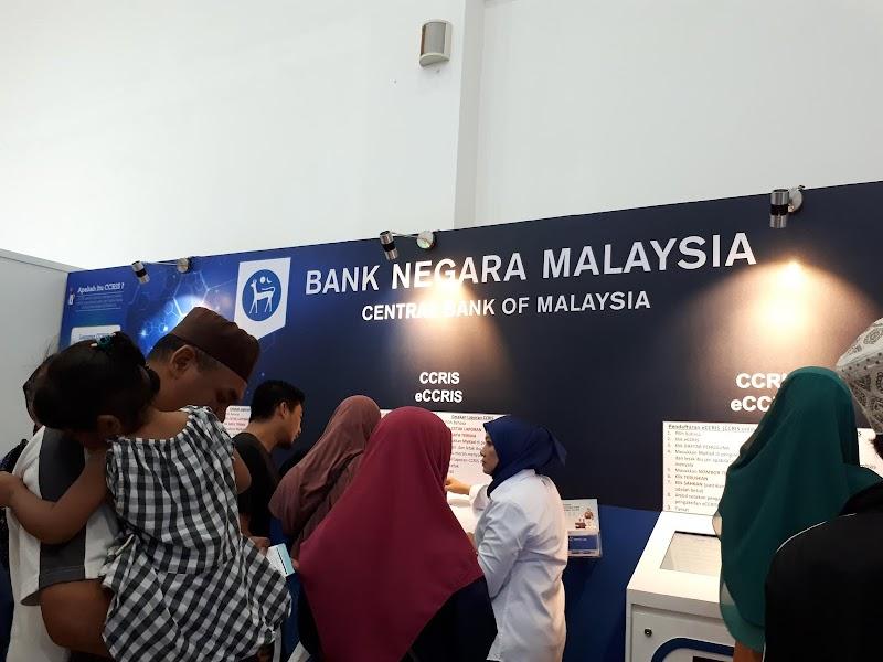 Berkunjung Ke Karnival Kewangan Terengganu 2019