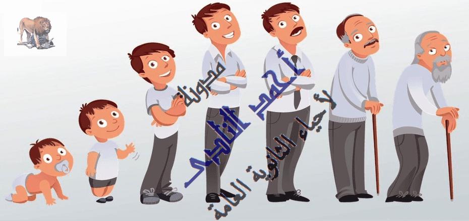 التغذية غير الذاتية – الهضم فى الإنسان – اأهمية الغذاء - تعويض الخلايا التالفة - النمو  - مدونة أحمد النادى -  أحياء الثانوية العامة