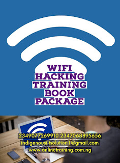 Wifi Hacking Training For Nigeria