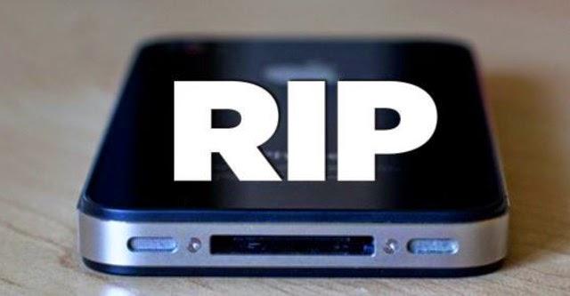 Không nên cập nhật iOS 8 cho iPhone 4S