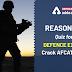 Reasoning Quiz for Defence Exams: Crack CDS, NDA AFCAT, INET